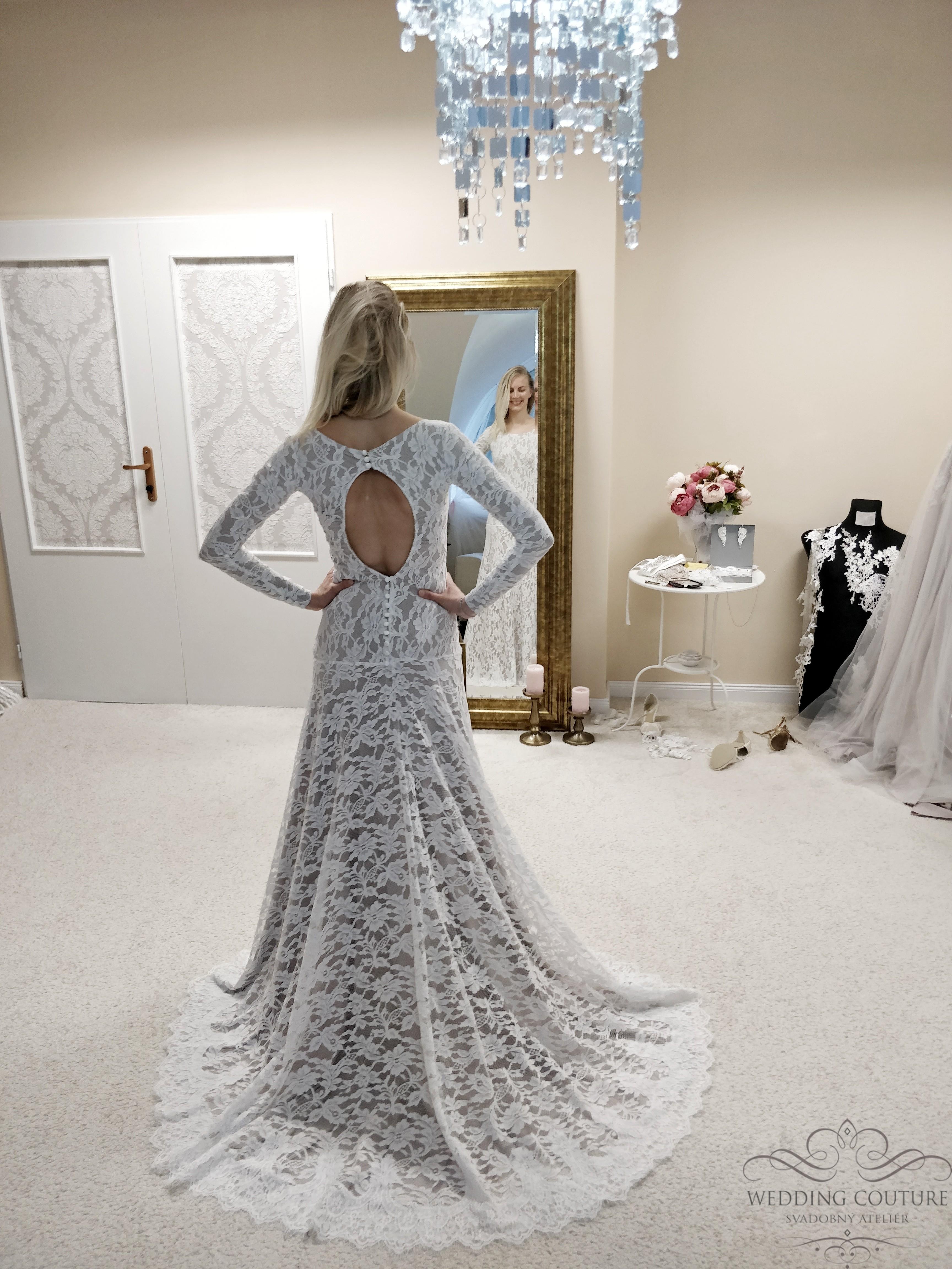 dc686b20128e Príbehy Wedding Couture neviest